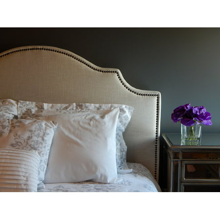 Framed Art For Your Wall Headboard Bed Furniture Bedroom Pillows 10x13 Frame ()