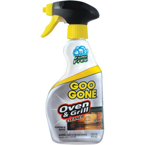 Goo Gone Oven & Grill Cleaner, 14 fl oz