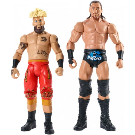 WWE Enzo Amore & Big Cass 2-Pack