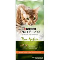 Purina Pro Plan TRUE NATURE Natural Chicken & Barley Recipe Adult Dry Cat Food - 6 lb. Bag