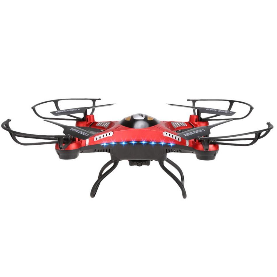 RC 6 axis gyro rc quadcopter  Flying Drone Toy  with HD 2.0MP Camera