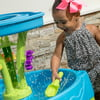 Step2 Summer Showers Splash Tower Water Table for Toddlers