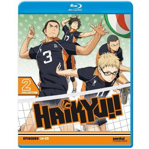 Haikyu!! - Collection 2 (Blu-ray)