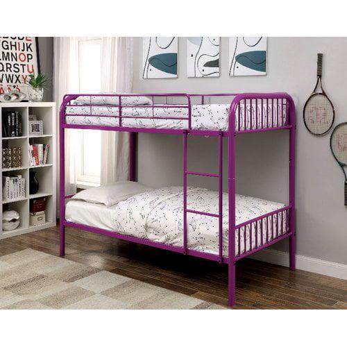 Harriet Bee Cora Twin over Twin Bunk Bed