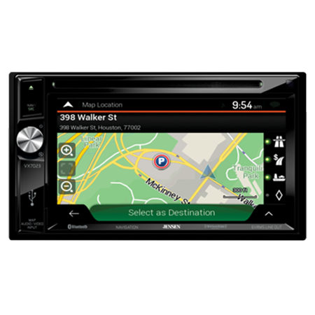 Jensen VX7023A/V Receiver w/ DVD | Built-in NAV | Built-in Bluetooth on location of cyprus on world map, xm satellite radio coverage map, sirius solar system, sirius radio coverage map, sirius coverage map canada,