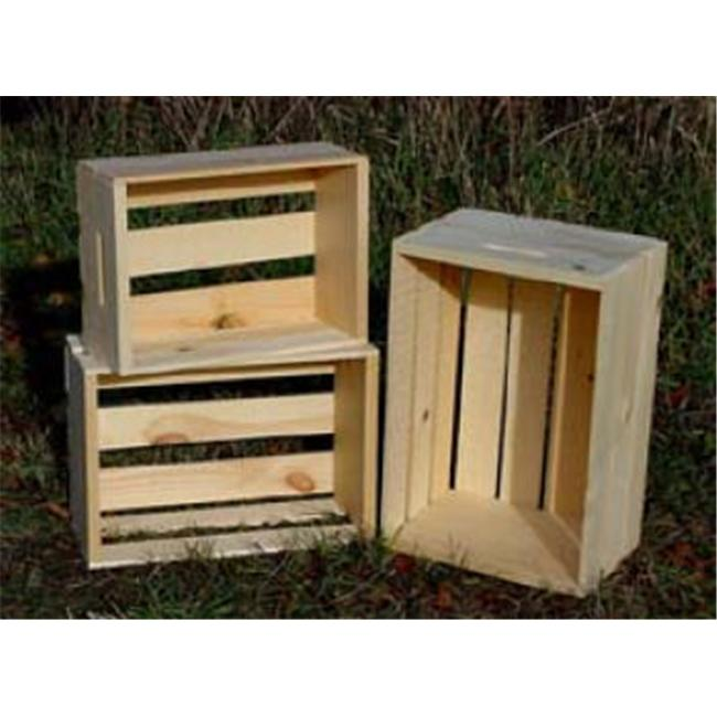 All Maine Bucket C10 Set of 3 Nested crates