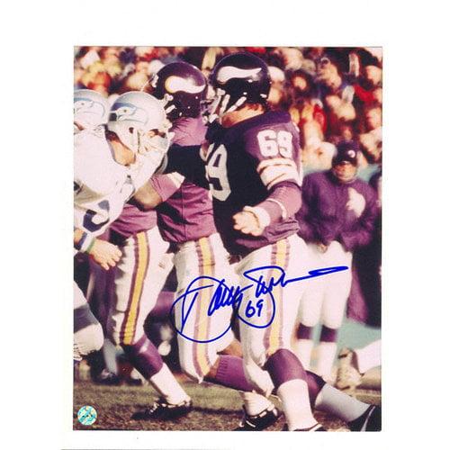 NFL - Doug Sutherland Minnesota Vikings Autographed 8x10 Photograph