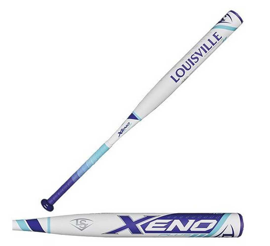 LOUISVILLE SLUGGER Xeno Plus (-10) Fastpitch Softball Bat...