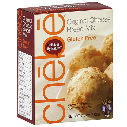 Chebe Cheese Bread Mix, 7.5 oz, (Pack of 8) by Generic