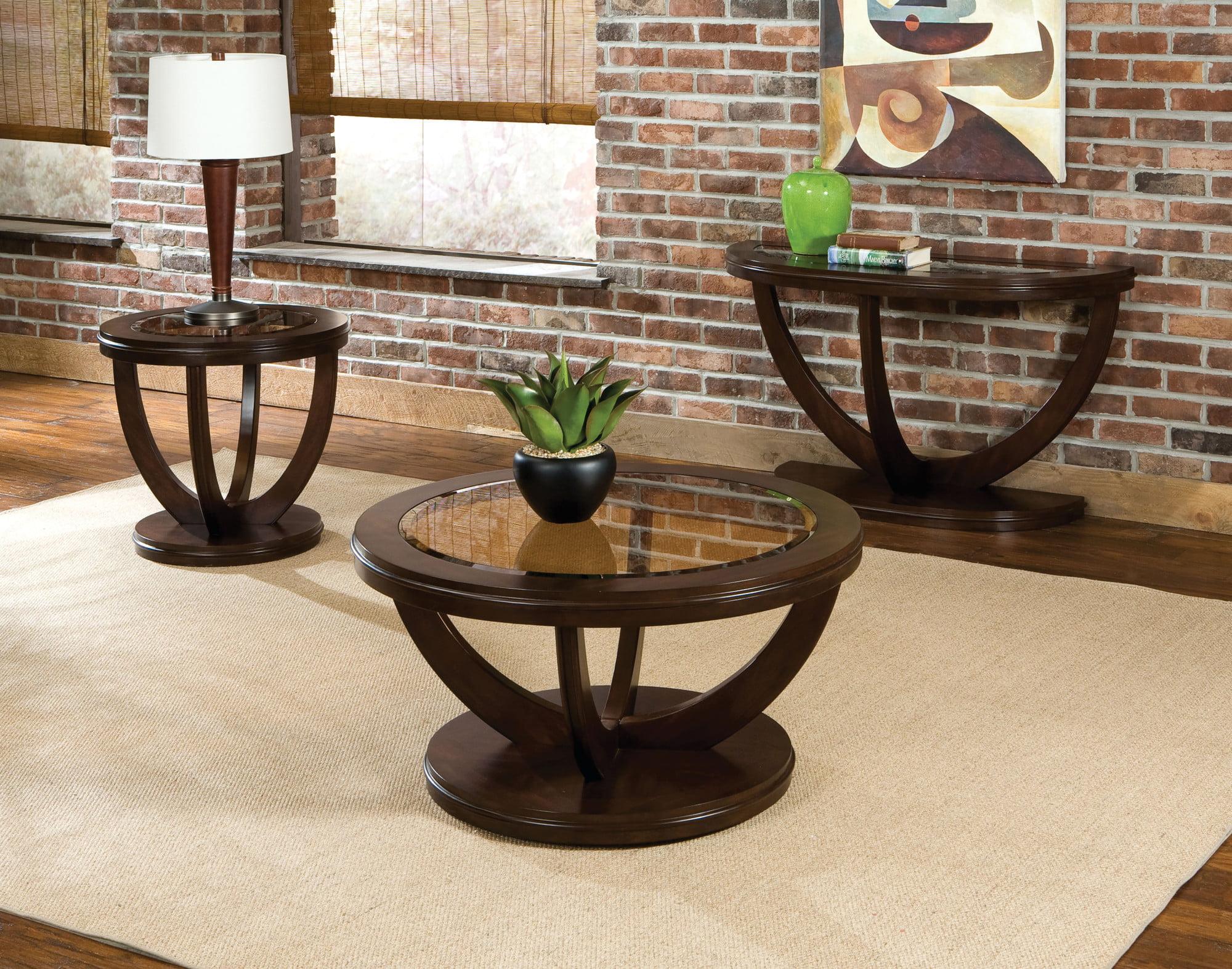 Standard Furniture La Jolla Round Tail Table