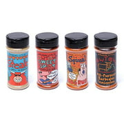 "Cowtown BBQ Seasoning""""Ranch Round-Up"""" Bundle - Cowtown The Squeal, Sweet Spot, All-Purpose, and Steak Dry Rub (1 of Each)"