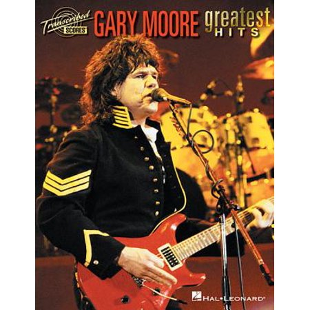 Gary Moore - Greatest Hits (Gary Moore Story Of The Blues Tab)