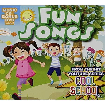 Fun Songs (CD)](Halloween Fun Songs)