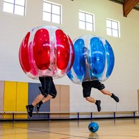 Sportspower 2pk Adults Inflatable Bubble Soccer