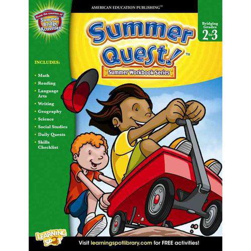 Summer Quest(tm), Grades 2 - 3