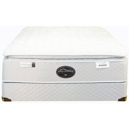 Spring Air Back Supporter Four Seasons Premiere Plush Pillowtop
