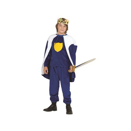 Child King Costume - Kids King Costume