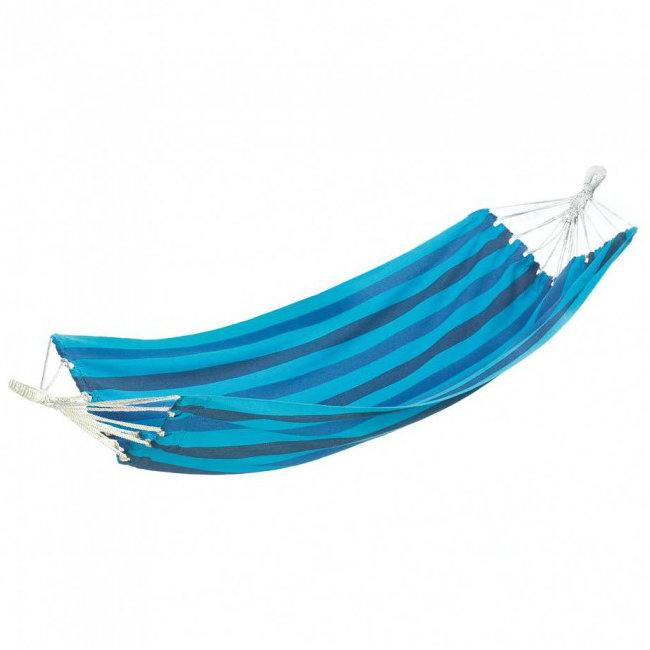 Fiesta Blue Striped Hammock