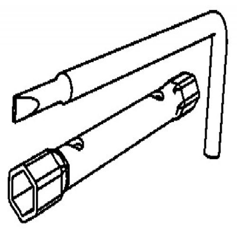 New Mercury Mercruiser Quicksilver Oem Part 91 8m0026034 Tool Kit