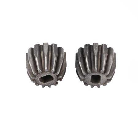 Greensen Universal Metal Driving Bevel Gear for HIMOTO E10MTL E10MT E10BP 1/10 Scale RC Car,Bevel Gear, Driving Bevel Gear - image 4 of 5