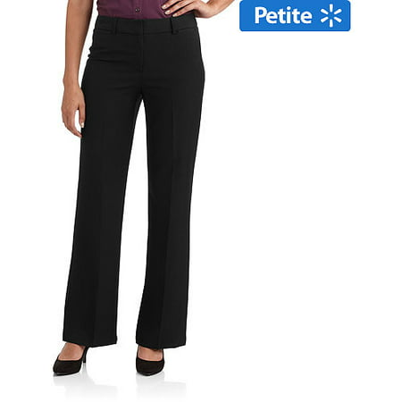 Elegant  Women39s PlusSize PullOn Work Pants Women39s Plus  Walmartcom