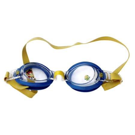 Jake and the Never Land Pirates Disney Kids and Children Swim Splash Goggles