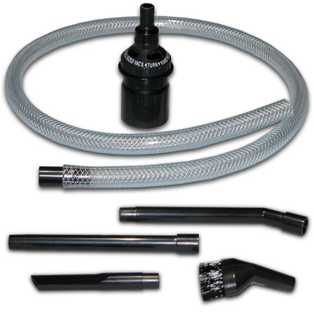 Ash Vac Accessory Kit for Pellet Stoves