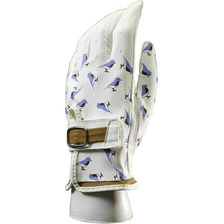 LilyBeth Left Hand Buckled Golf Glove