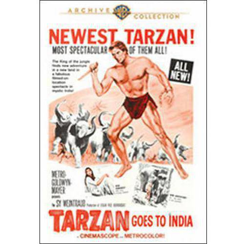 Tarzan Goes To India