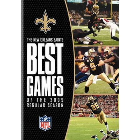 NFL: New Orleans Saints Best Games of 2009 Regular Season (Gambit Best Of New Orleans)
