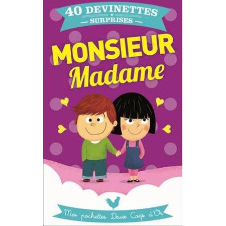 Monsieur Madame - eBook - Monsieur Et Madame Halloween