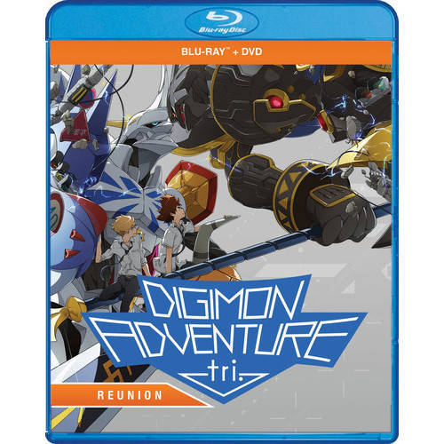 Digimon Adventure Tri: Reunion (Blu-ray) CINBRSF17595