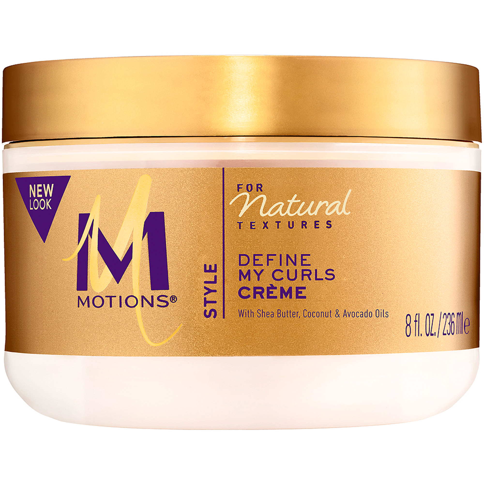Motions Naturally You! Define My Curls Creme, 8 oz