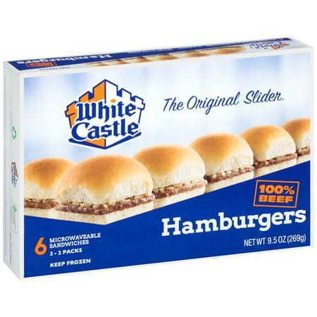 Image result for white castle burger frozen