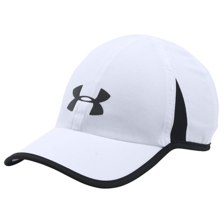 Men's / Women's Under Armour Shadow 4.0 Running Cap / Hat - white