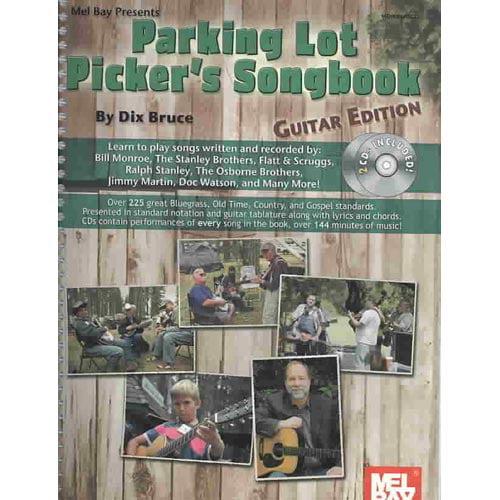 Parking Lot Picker's Songbook: Guitar
