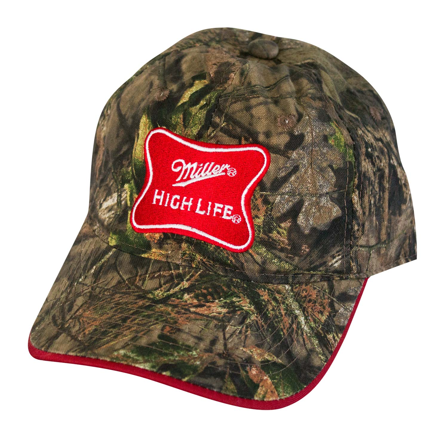 Mossy oak outdoor cap mens miller high life camo cap mossy oak country one  size jpg d8d396174b9b