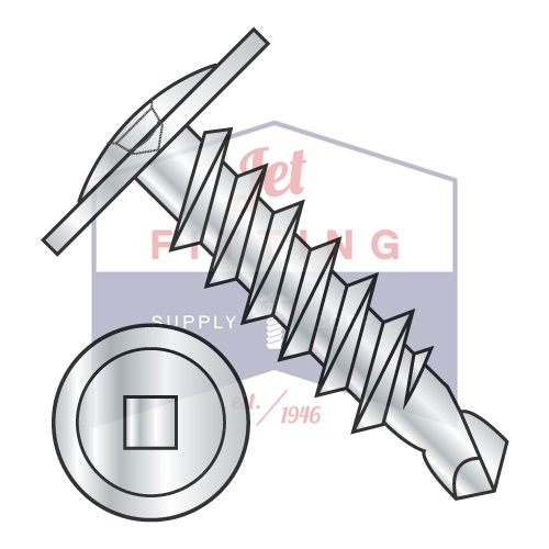 6-20X1/2 Self-Drilling Screws | Square | Modified Truss H...