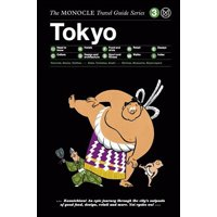 Monocle Travel Guides: The Monocle Travel Guide to Tokyo - Hardcover