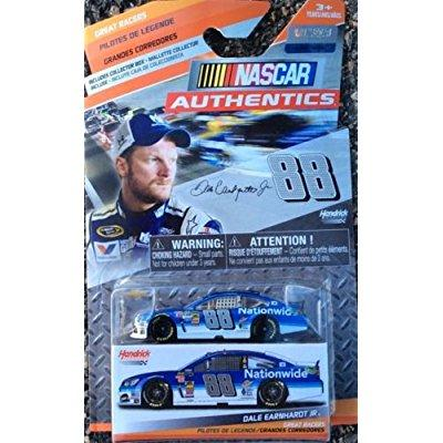 Nascar Authentics, Great Racers, Dale Earnhart Jr. Nationwide Die-Cast Car, 1:64 Scale