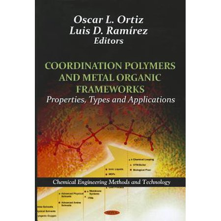 Coordination Polymers and Metal Organic Frameworks : Properties, Types, and