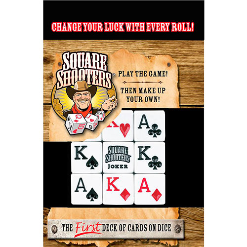 Square Shooters Dice Game