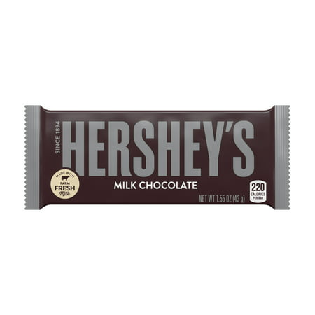 Hershey's Milk Chocolate Bar - 1.55oz