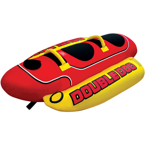 AIRHEAD Double Dog 2-Person Watersports Towable