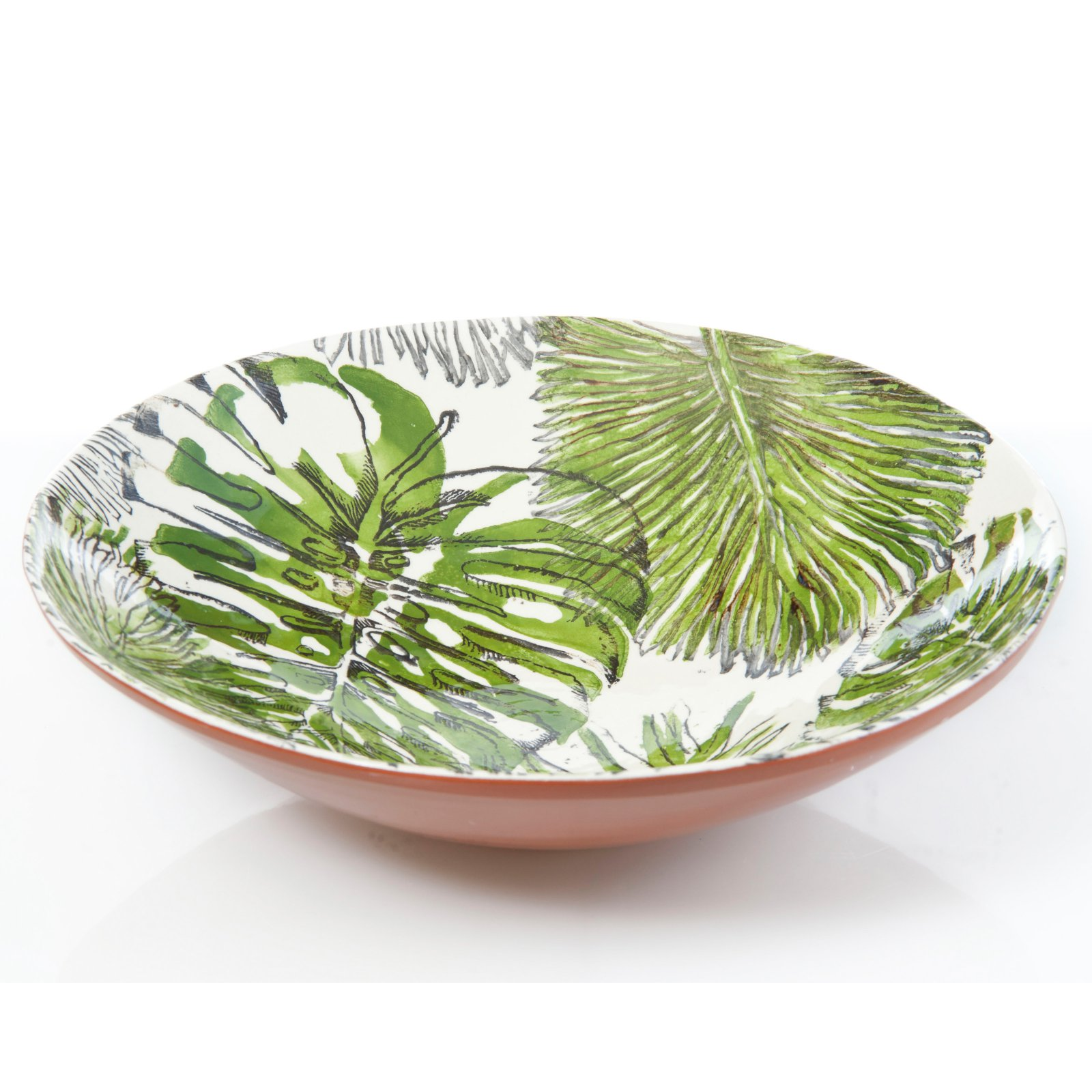 Abigails Palmetto Serving Bowl by
