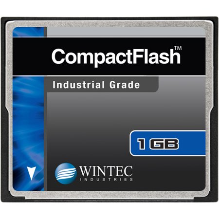 Industrial Grade Compactflash Card (Wintec Industrial Grade SLC NAND 1GB CompactFlash Card,)