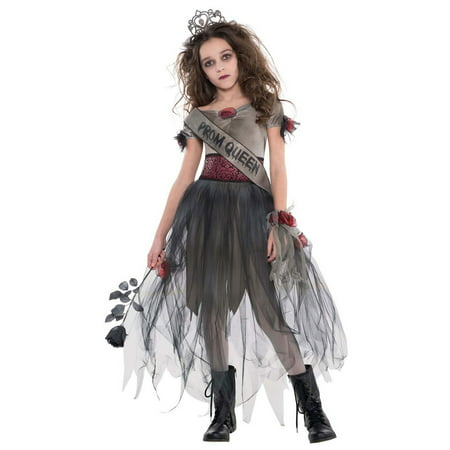 Corpse Bride Costume Child (Prom Corpse Child Costume)
