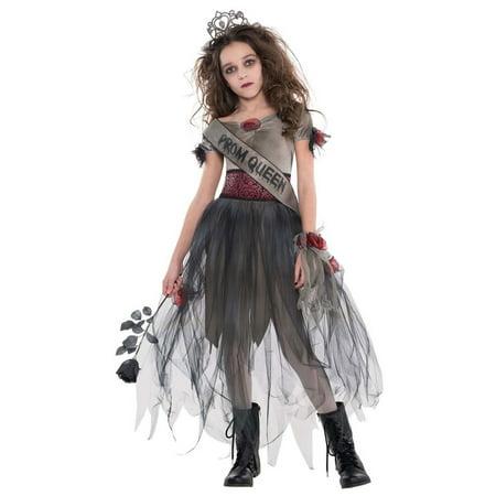 Prom Corpse Child Costume (Tim Burton's Corpse Bride Halloween Costume)