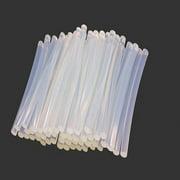 Cheers 50Pcs/Pack 7mm Multipurpose Transparent Glue Sticks Adhesive for Hot Melt Gun