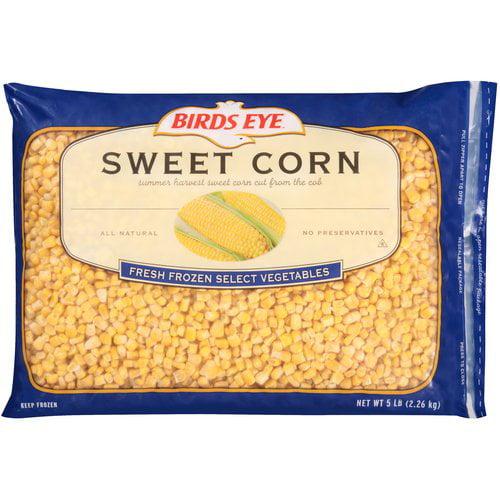 Birds Eye Sweet Corn, 5 lb